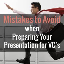 VC Presentation - Tips Presentation Venture Capital Tips