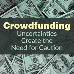 Crowd Funding the Legal Issues