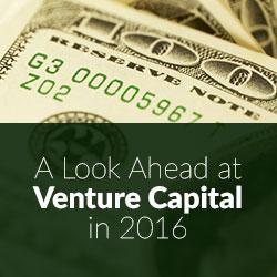 Venture Capital Forecast - Venture Capital Industry Trends