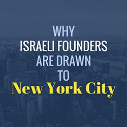 New York Startups - Israeli Startup Founders