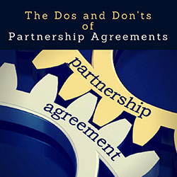 Startup Founder Partnership Agreement Advice
