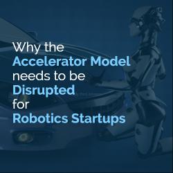 Accelerator Model Startup Funding
