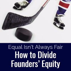 How to Divide Founders' Equity