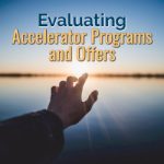 Evaluating Accelerator Programs and Offers