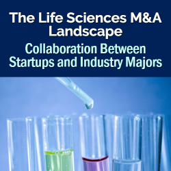 Life Sciences M&A Landscape: Collaboration Between Startups and Industry Majors