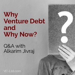 See How Venture Debt Benefits Startup Founders