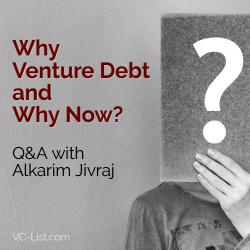 See How Venture Debt Benefits Startup Founders