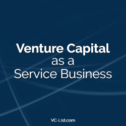 Venture Capital Market Report