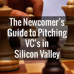 tips pitching vc's silicon valley