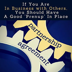 Startup Founder Agreement Advice