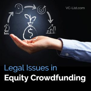 Equity Crowdfunding Legals