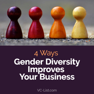 Gender Diversity Improves Your Business