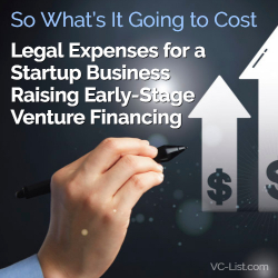 Legal Expenses Venture Capital