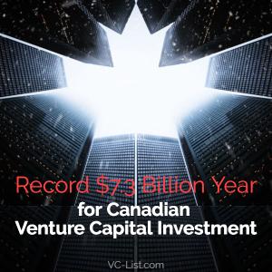Canada Venture Capital Report