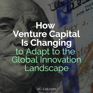 Future of Venture Capital
