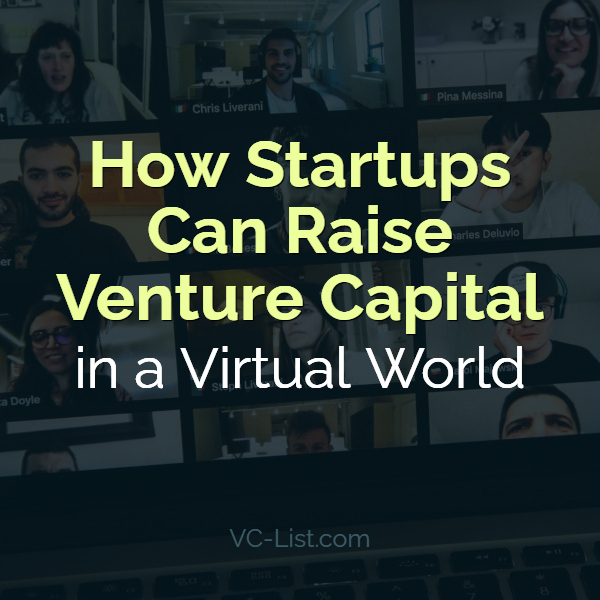 Venture Capital Virtual Fundraising
